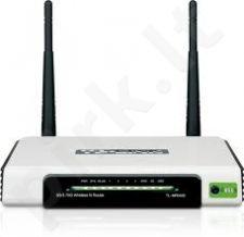 TP-Link TL-MR3420 Wireless N300 2T2R 3G router 4xLAN, 1xWAN, 1xUSB
