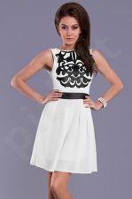 Emamoda suknelė - balta 8303-2