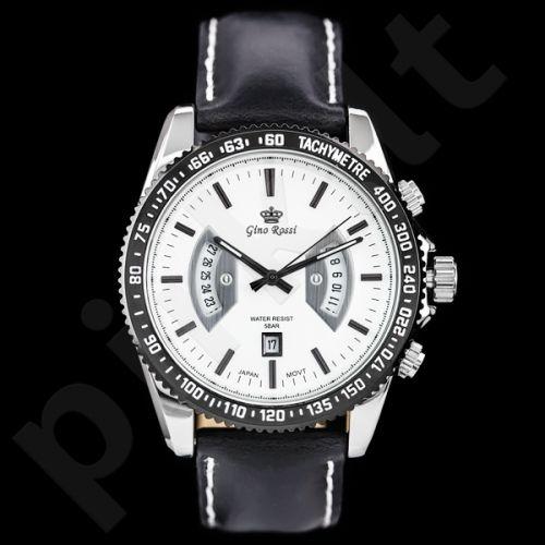 Vyriškas Gino Rossi laikrodis GR8225JS