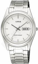 Laikrodis LORUS  STAINLESS STEEL - kvarcinis - 38 mm - 3 ATM -