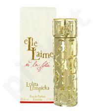 Lolita Lempicka Elle L´aime A La Folie, EDP moterims, 80ml, (testeris)