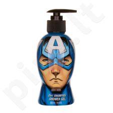 Marvel Avengers Captain America, dušo želė vaikams, 300ml