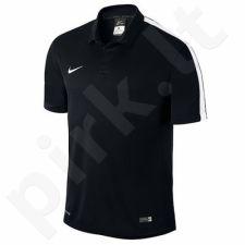 Marškinėliai futbolui Nike Squad 15 SS Sideline Polo M 645538-010