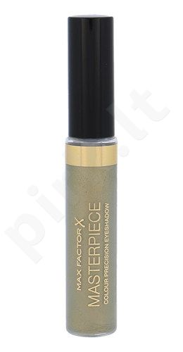 Max Factor Masterpiece Colour Precision akių šešėliai, kosmetika moterims, 8ml, (6 Golden Green)