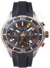 Laikrodis NAUTICA  BLUE NAVY  NAD16557G