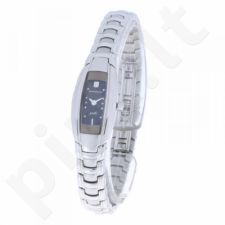 Moteriškas laikrodis Romanson RM1123C LW BK
