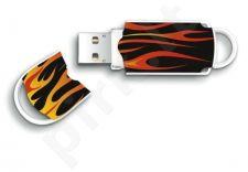 Atmintukas Integral Xpression Art 8GB, Hot Rod, Praktiškas ir stilingas