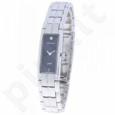 Moteriškas laikrodis Romanson RM1129 LW BK