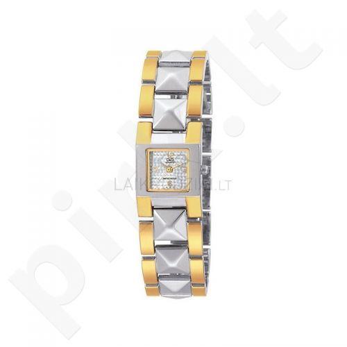 Moteriškas laikrodis Q&Q F289-404Y