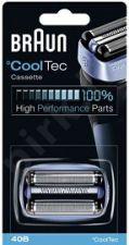 BRAUN 40B CoolTec serijos skutimo galv.
