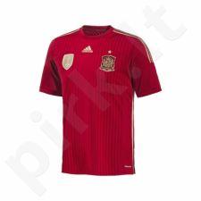 Varžybiniai marškinėliai Adidas Hiszpania Junior G85231