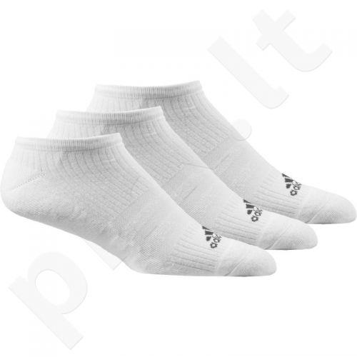 Kojinės Adidas Performance No-Show HC 3 poros AA2279