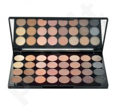 Makeup Revolution London Ultra 32 Shade Beyond Flawless Palette, kosmetika moterims, 16g