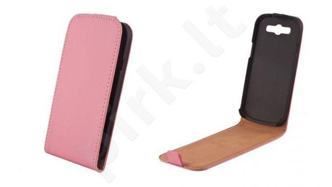 Samsung Galaxy S5 dėklas ELEGANCE Forever rožinis