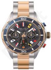 Laikrodis NAUTICA  BLUE NAVY NAD19560G