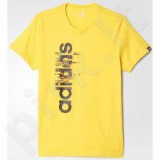 Marškinėliai Adidas Essentials Linear M AY7179