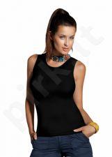 Babell medvilniniai Babell marškinėliai   ALITA (juodos spalvos)