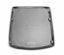 Guminis bagažinės kilimėlis AUDI A5 2007-2011 black /N03004