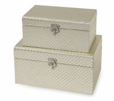 Dėžutės S/2 Mdf Champain
