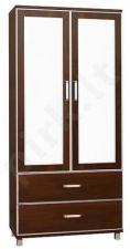 Spinta BS40 su veidrodžiais