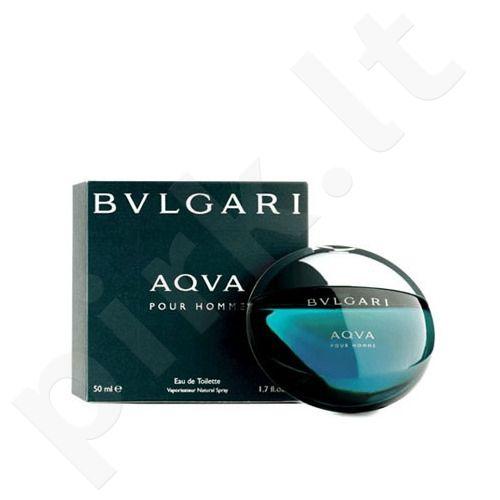 Bvlgari Aqva Pour Homme, tualetinis vanduo (EDT) vyrams, 150 ml