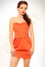 3220-1 Suknelė oranžinė