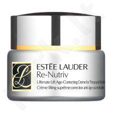 Esteé Lauder Re Nutriv Ultimate Lift Creme Throat Decollete, kosmetika moterims, 50ml