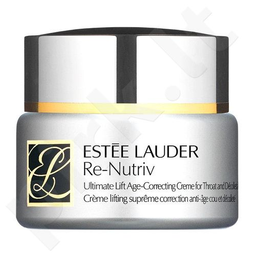 Esteé Lauder Re Nutriv Ultimate Lift Creme Throat Decollete, kosmetika moterims, 50ml