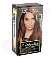 L´Oreal Paris Préférence Récital Hair Colour, kosmetika moterims, 1vnt, (5,25-M2 Antigua)