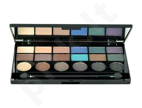 Makeup Revolution London Salvation Palette Welcome To The Pleasuredome, kosmetika moterims, 13g