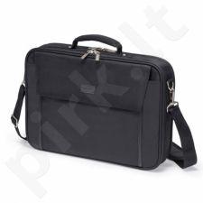 Krepšys Dicota Multi Plus BASE 14 - 15.6 nešiojamam kompiuteriui, juodas