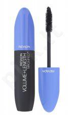 Revlon Volume+Length Magnified, blakstienų tušas moterims, 8,5ml, (301 Blackest Black)