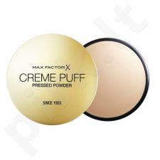 Max Factor Creme Puff Pressed Powder, 21g, kosmetika moterims  - 53 Tempting Touch