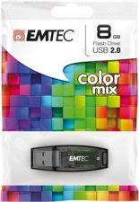 Atmintukas Emtec C410 8GB,  (18MB/s, 5MB/s)