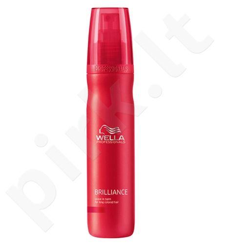 Wella Brilliance Leave In balzamas Coloured Hair, 150ml, kosmetika moterims