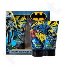 DC Comics Batman rinkinys vaikams, (dušo želė 150 ml + šampūnas 150 ml)