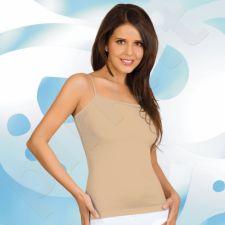 Babell medvilniniai marškinėliai NATA (kūno spalvos)
