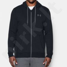 Bliuzonas  Under Armour Rival Fitted Full Zip Hoodie M 1302290-001