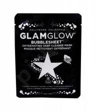 Glam Glow Bubblesheet, veido kaukė moterims, 1pc