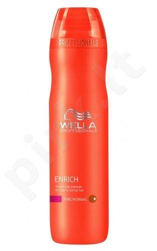 Wella Enrich šampūnas Normal Hair, 250ml, kosmetika moterims