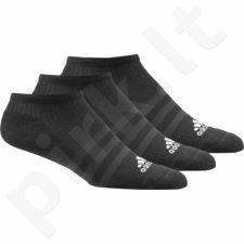 Kojinės Adidas Performance No-Show HC 3 poros AA2280
