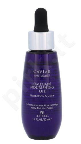 Alterna Caviar Omega maitinamasis plaukų aliejus, kosmetika moterims, 50ml