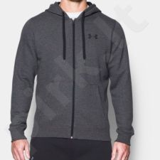 Bliuzonas  Under Armour Rival Fitted Full Zip Hoodie M 1302290-090