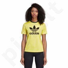 Marškinėliai adidas Originals Fashion League Jaguard Slim W CE3716