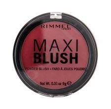Rimmel London Maxi Blush, skaistalai moterims, 9g, (005 Rendez-Vous)