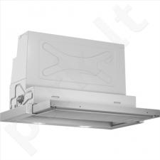 Bosch DFR067A51 Slimline hood 60cm, 400 kub.m/h ( DIN/EN 61591), 2x3W LED lamps, 3 speed levels, EC A, Silver