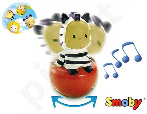 SMOBY linguojantis muzikinis žaisliukas zebriukas