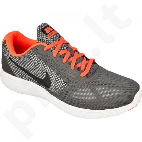 Sportiniai bateliai  bėgimui  Nike Revolution 3 M 819300-007