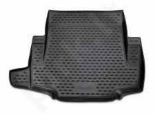 Guminis bagažinės kilimėlis BMW 1 (E87) hb 2004-2011 (5doors) black /N04001