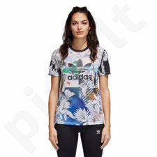 Marškinėliai adidas Originals Shirt Treofil Passinho W CY7370